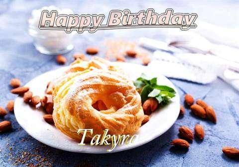 Takyra Cakes