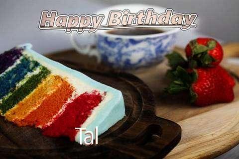 Happy Birthday Tal