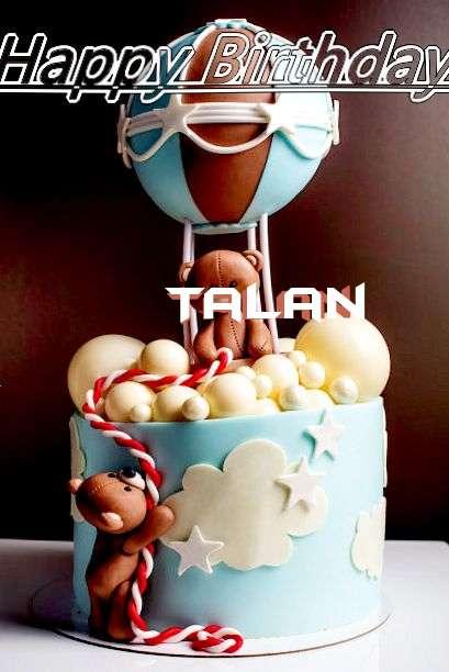 Talan Cakes