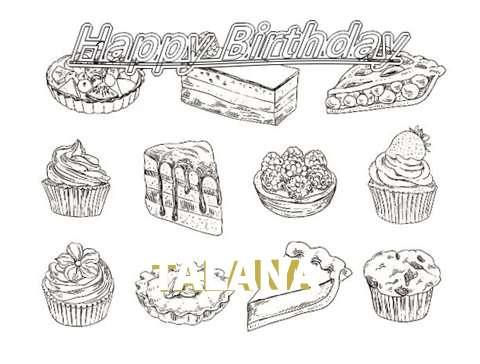 Talana Cakes