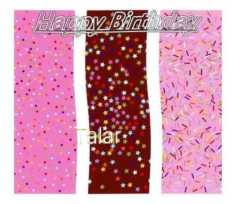 Happy Birthday Wishes for Talar