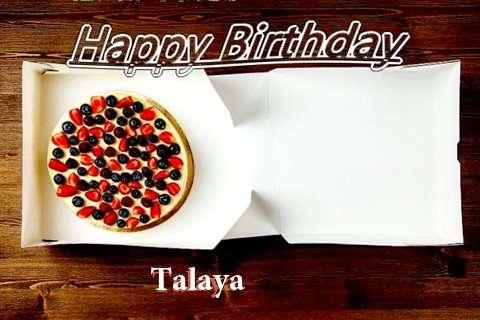 Happy Birthday Talaya