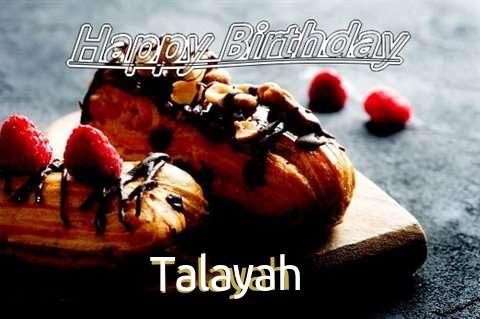 Happy Birthday Talayah