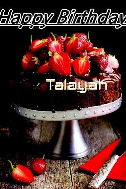 Happy Birthday to You Talayah