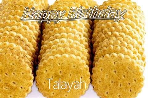Talayah Cakes