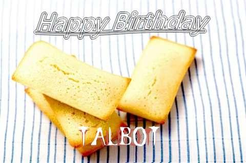 Talbot Birthday Celebration