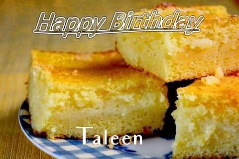 Happy Birthday Taleen