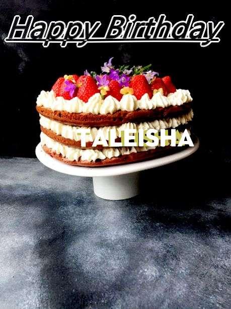 Wish Taleisha