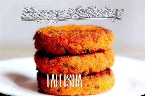 Taleisha Cakes