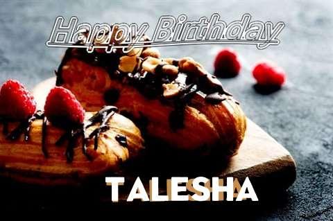 Happy Birthday Talesha