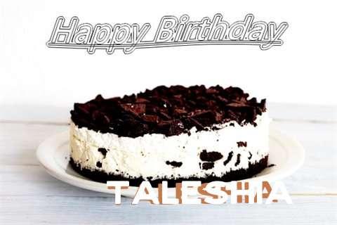 Wish Taleshia