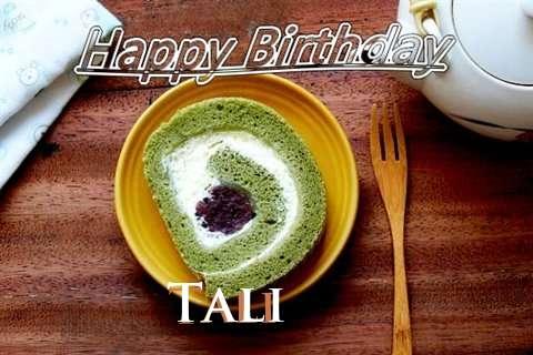 Tali Birthday Celebration