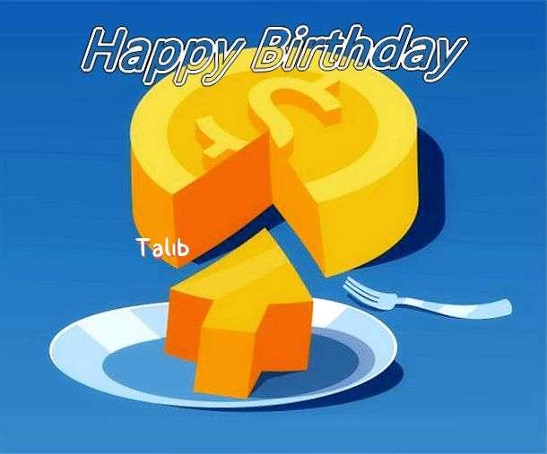 Talib Birthday Celebration