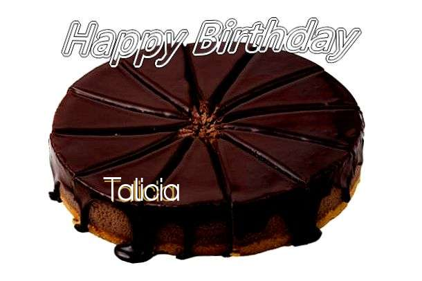 Talicia Birthday Celebration
