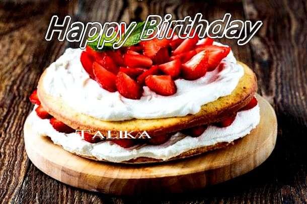 Talika Birthday Celebration