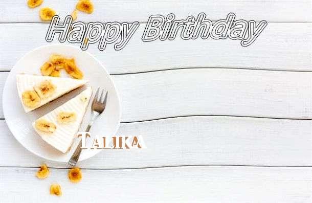 Talika Cakes