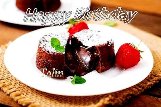 Talin Cakes