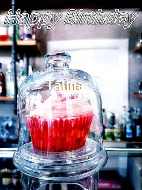 Happy Birthday to You Talina