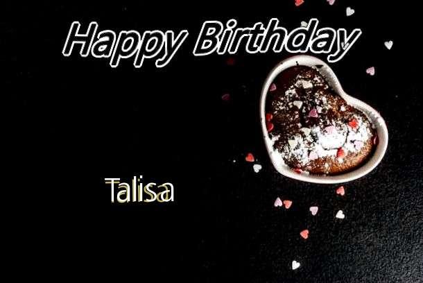 Happy Birthday Talisa
