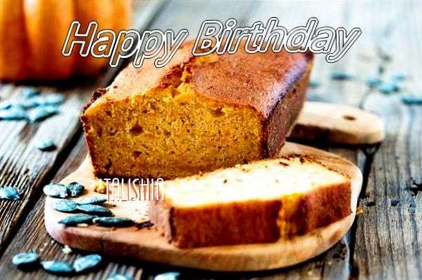 Birthday Images for Talishia