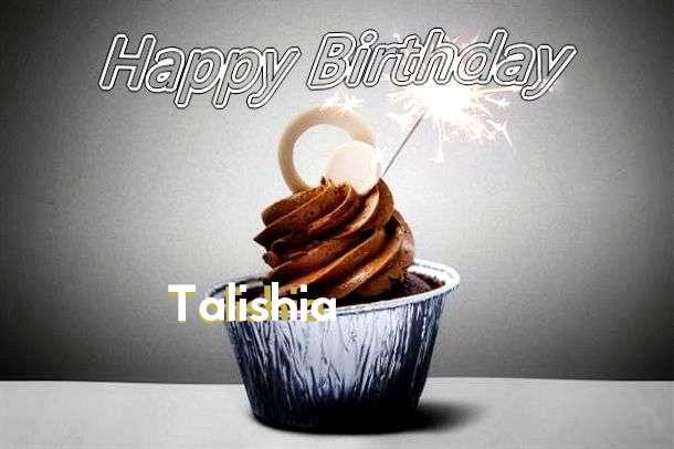 Talishia Cakes