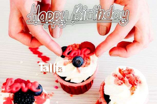 Tallia Birthday Celebration