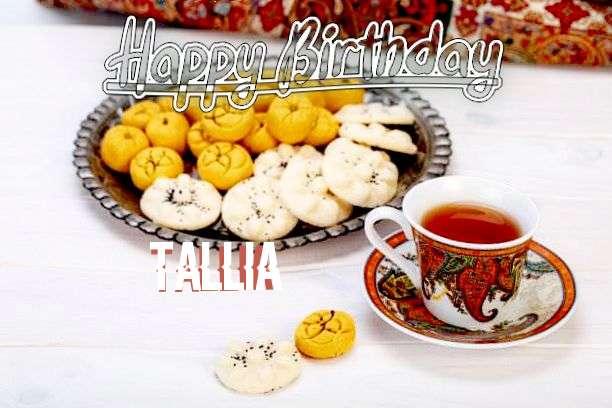 Wish Tallia