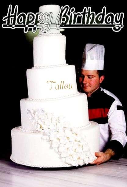 Tallou Birthday Celebration