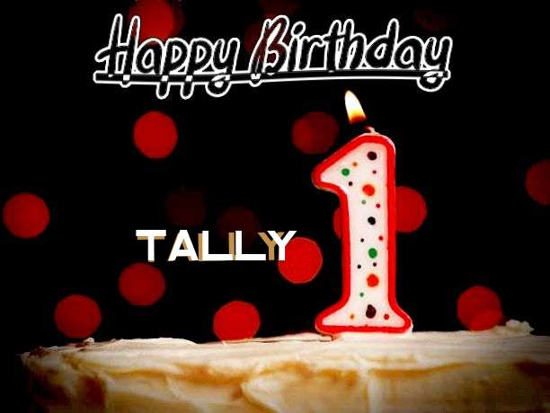 Happy Birthday to You Tally