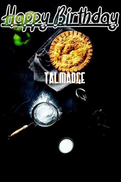 Happy Birthday Talmadge