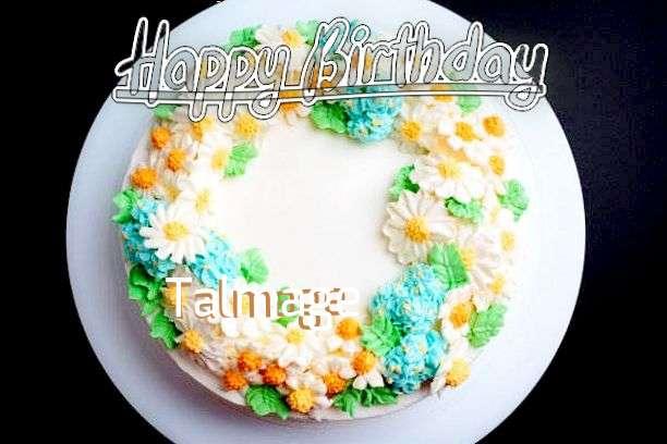 Talmage Birthday Celebration