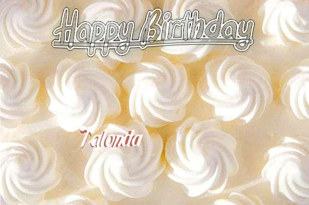 Happy Birthday to You Talonda