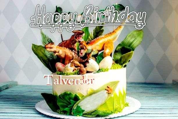 Happy Birthday Wishes for Talvender