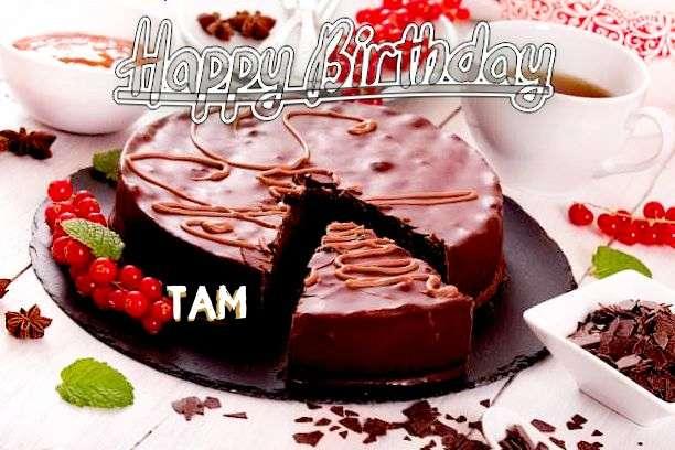 Happy Birthday Wishes for Tam