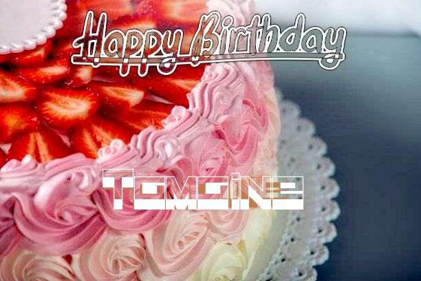 Happy Birthday Tamaine Cake Image