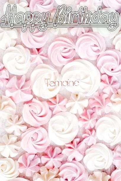 Tamaine Birthday Celebration