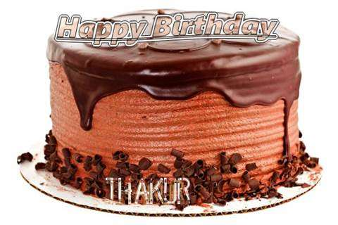 Happy Birthday Wishes for Thakur