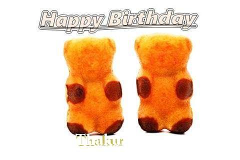 Wish Thakur