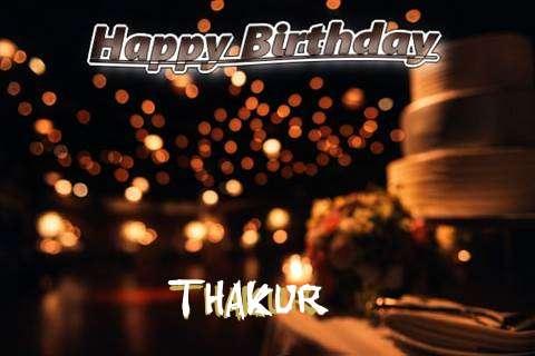 Thakur Cakes