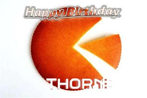 Thorne Birthday Celebration