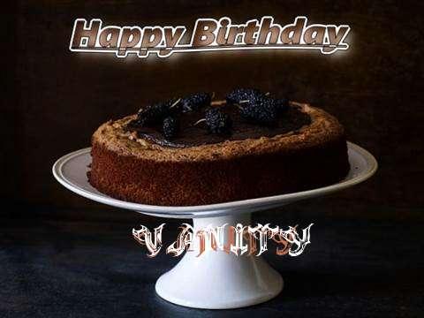 Vanity Birthday Celebration
