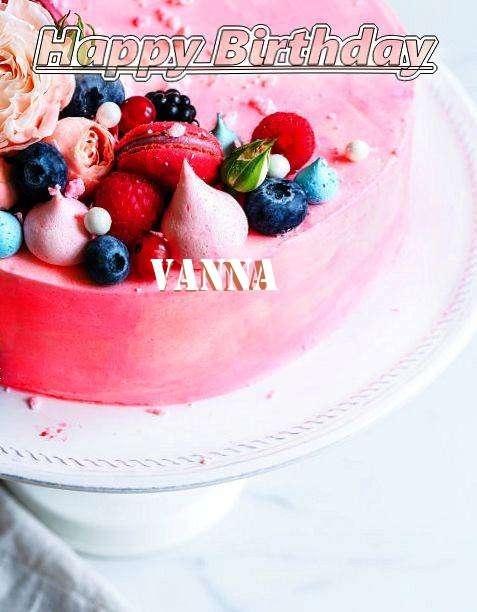 Wish Vanna