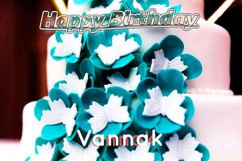 Birthday Wishes with Images of Vannak