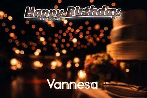 Vannesa Cakes