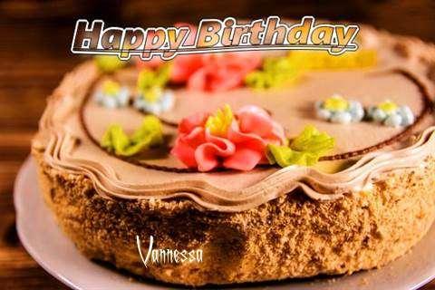 Happy Birthday Vannessa