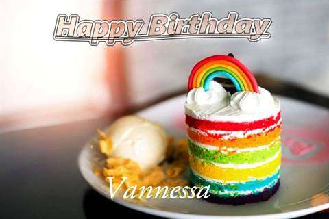 Birthday Images for Vannessa