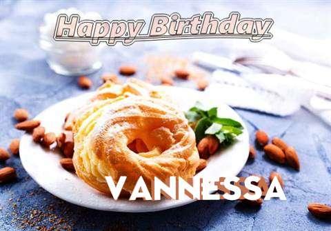 Vannessa Cakes