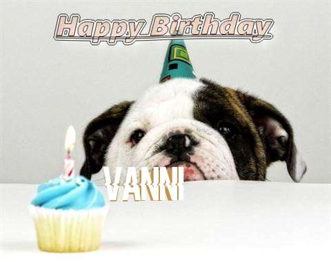 Birthday Wishes with Images of Vanni
