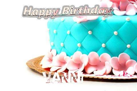 Birthday Images for Vanni