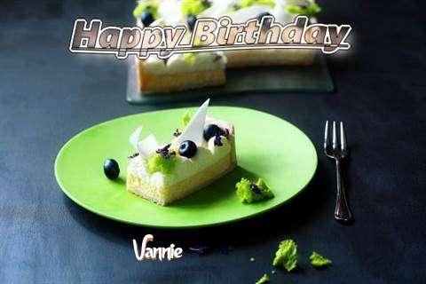 Vannie Birthday Celebration